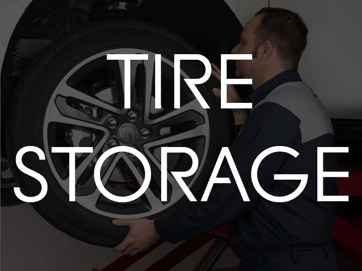 Early Bird Tire Storage